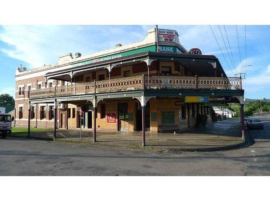 Bank Hotel Dungog - Accommodation Port Hedland
