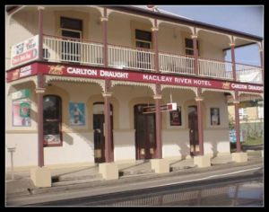 Macleay River Hotel - Accommodation Port Hedland