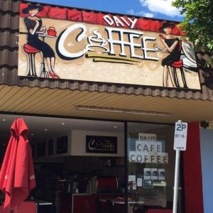 Daly Coffee Den - Accommodation Port Hedland