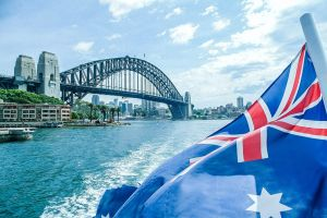 Australia Day Lunch and Dinner Cruises On Sydney Harbour with Sydney Showboats - Accommodation Port Hedland