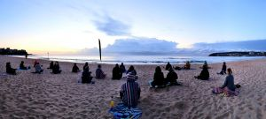 Making Meditation Mainstream Free Beach Meditation Sessions - Avalon Beach - Accommodation Port Hedland