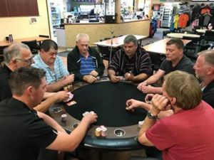 Numurkah Golf and Bowls Club - Poker Wednesday - Accommodation Port Hedland
