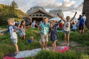 Spring Festival of Lord Howe Island - Accommodation Port Hedland