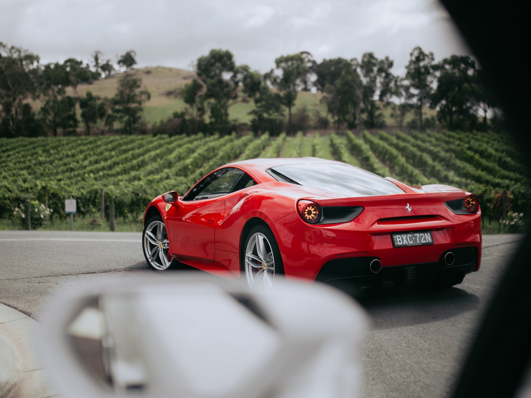 The Prancing Horse Supercar Drive Day Experience - Melbourne Yarra Valley - Accommodation Port Hedland
