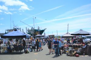 Marine Rescue Ulladulla Wharf Markets - Accommodation Port Hedland