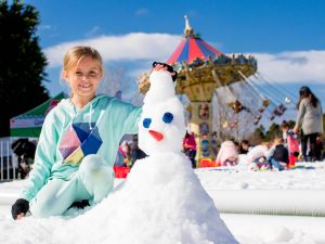 Snow Time in the Garden - Hunter Valley Gardens - Cancelled - Accommodation Port Hedland
