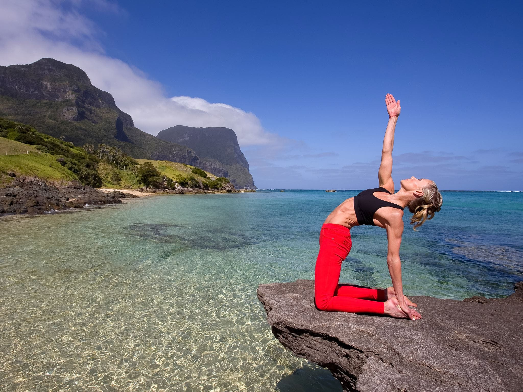 Wellness Week with Charlotte Dodson at Pinetrees Lord Howe Island - Accommodation Port Hedland