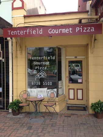 Tenterfield Gourmet Pizza - Accommodation Port Hedland