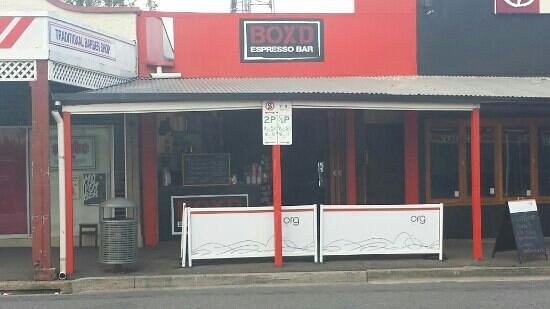 Box'd Espresso Bar - Accommodation Port Hedland