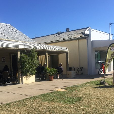 Relaxing Cafe - Accommodation Port Hedland