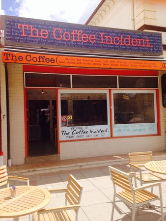 The Coffee Incident - Accommodation Port Hedland