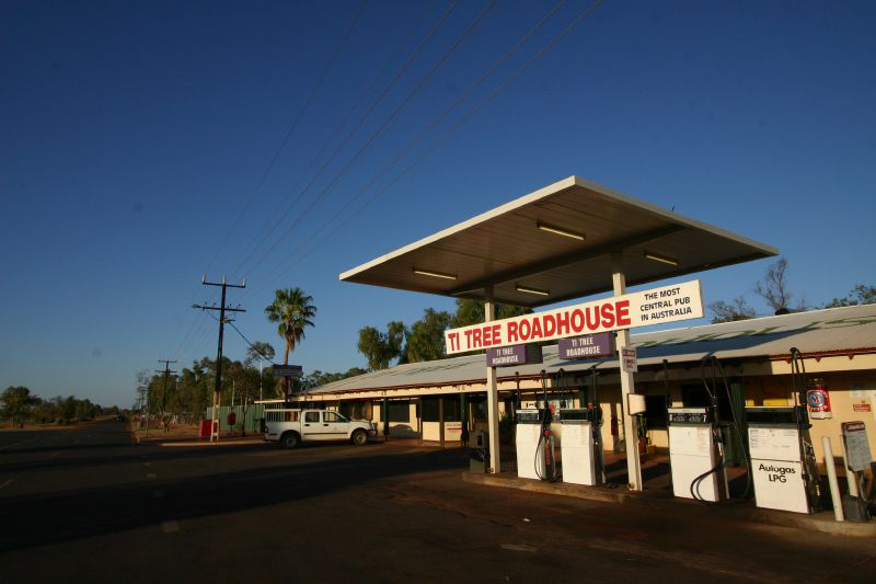 Ti Tree Roadhouse - Accommodation Port Hedland
