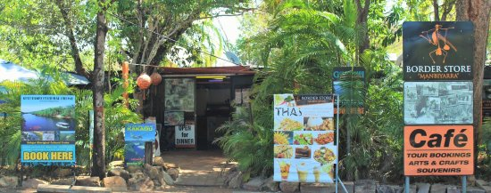 Border Store in Kakadu - Accommodation Port Hedland
