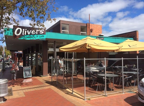 Olivers Bakery  Cafe - Accommodation Port Hedland
