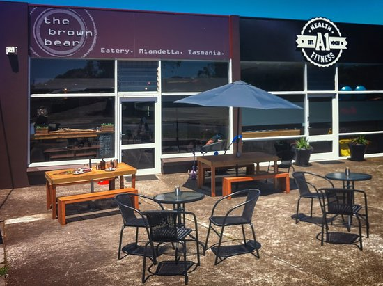 The Brown Bear Eatery - Accommodation Port Hedland
