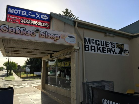 McCue's Bakery - Accommodation Port Hedland