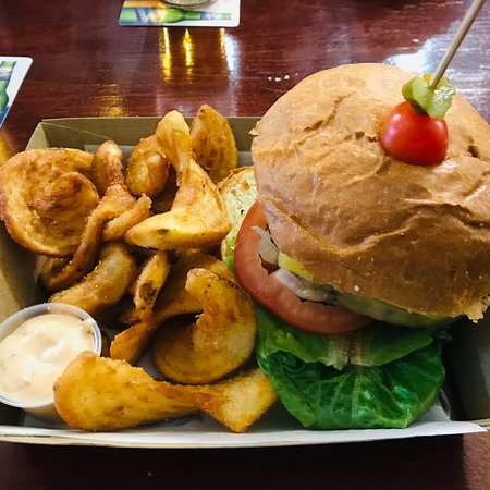 Brent's Burgers - Accommodation Port Hedland