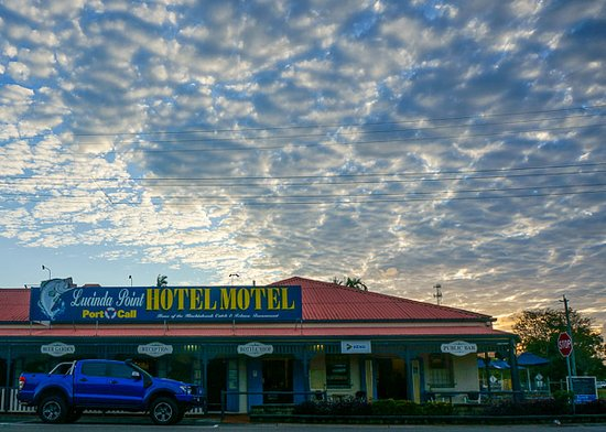 Lucinda Point Hotel Motel Restaurant - Accommodation Port Hedland