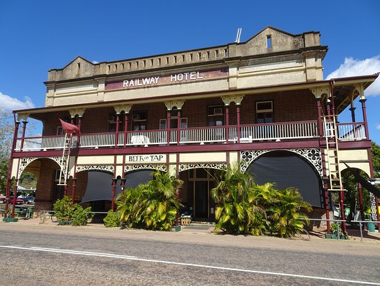 Railway Hotel Pub - Accommodation Port Hedland