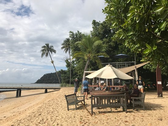 Sunset Bar Dunk Island - Accommodation Port Hedland