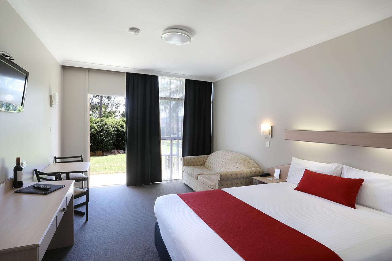 Econo Lodge Tamworth - Accommodation Port Hedland
