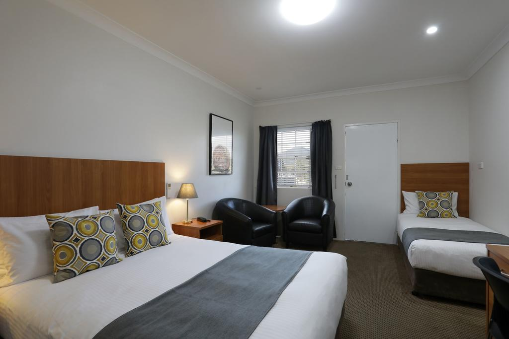 Cadman Motor Inn and Apartments - Accommodation Port Hedland