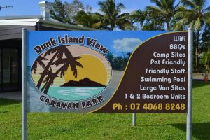 Dunk Island View Caravan Park - Accommodation Port Hedland