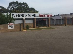 Governors Hill Motel - Accommodation Port Hedland