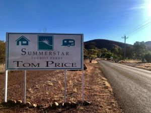 Tom Price Tourist Park - Accommodation Port Hedland