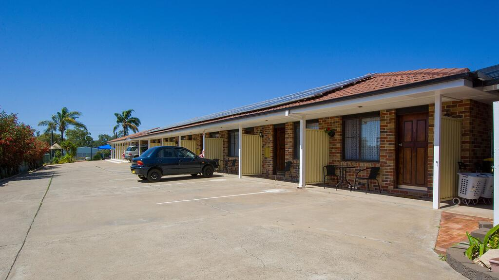 Aalbany Motel Narrabri - Accommodation Port Hedland