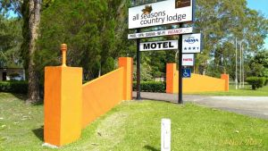 All Seasons Country Lodge - Accommodation Port Hedland