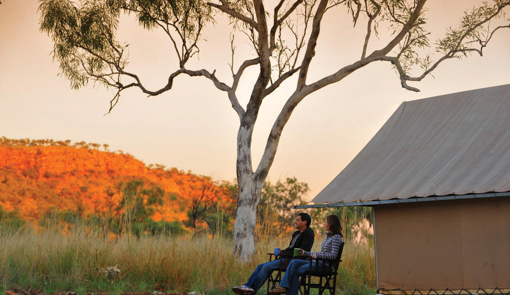 Bell Gorge Wilderness Lodge - Accommodation Port Hedland
