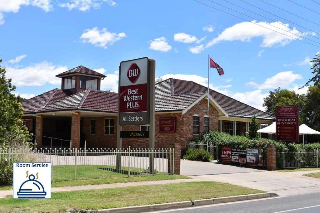 Best Western Plus All Settlers Motor Inn - Accommodation Port Hedland