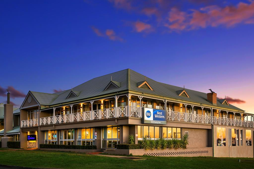 Best Western Sanctuary Inn - Accommodation Port Hedland